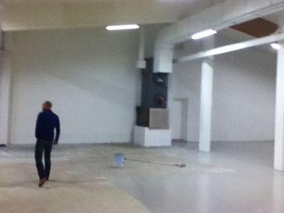 新しい倉庫